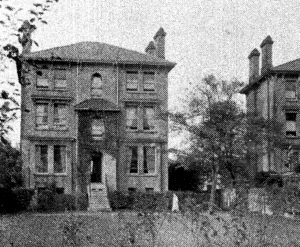 The first orphanage in Croydon